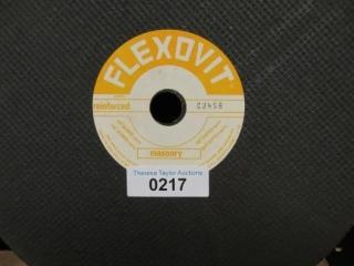 """Flexovit Mason Blades: 14'"""" x 1/8,x 1"""" Blades 10"""