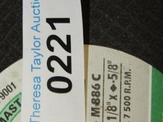 5- Abmast Concrete C24R blade code M886C