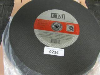 "18-CM  Metal  blades 14"" x 3/32"" x 1"" CDC01324"