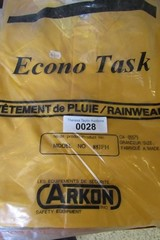 Carkon 2 sets of 3XL rain wear