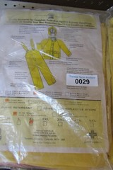 Safe way 3 pc. protection suit 2 sets size XL