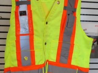 Pyranrx safety vest size L