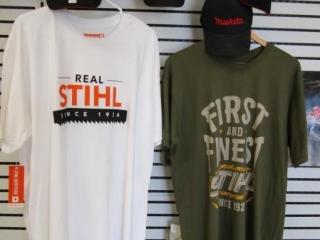 Stihl t- Shirt- XXL & XL ; 2 Honda Hats,