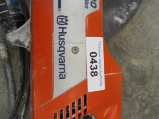 Husqvarna Concrete Saw