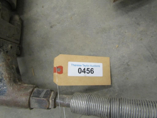 Concrete breaker with attached oilier