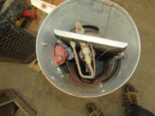 Construction Propane Heater