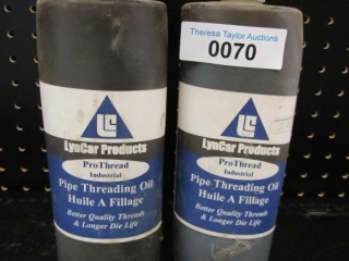 Lyncar Prothread- pipe threading oil-2