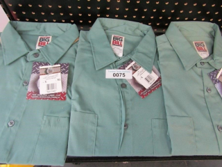 Big Bill short sleeve work shirts XL -3