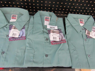 Big Bill short sleeve work shirts 2 XL -3