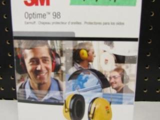 3M Optime 09 Earrmuff