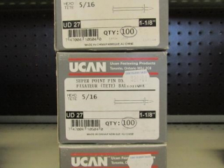 3- UCAN super point pin DX350 Type