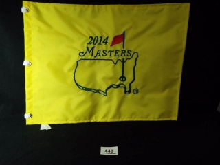 Golf 2014 Masters Mini Flag