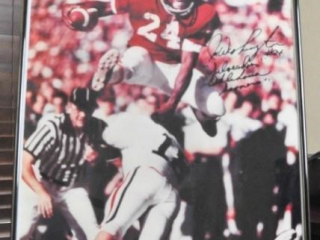 Joe Washington Signed Photo