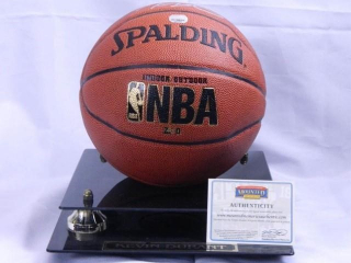Kevin Durant; OKC Thunder Signed Basketball