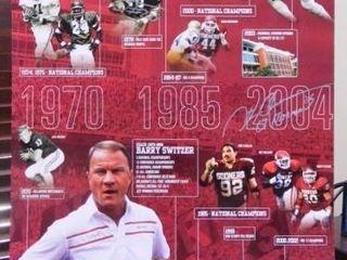 Oklahoma University Sooners' Poster; c.2005