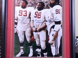 Selmon Brothers-Lee Roy; Lucious; & Dewey