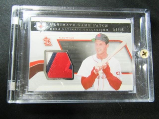 Stan Musial Baseball Card