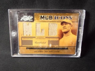Baseball Jim Thorpe Jersey Card