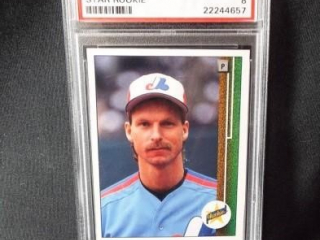 Baseball Randy Johnson Rookie Card