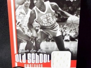 Basketball Jordan Materials Card