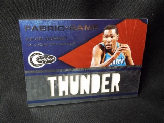 Basketball Kevin Durant Card