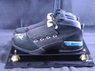Michael Jordan Basketball Shoes; BAM08940