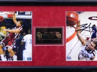 Blake Griffin; Oklahoma Sooners #1 Draft Pick