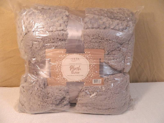 New Ulta Limited Edition Plush Throw