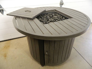 New Propane Outdoor Firepit