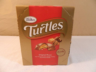 New Case of Turtles Candies