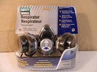 New Safety Works Respirator