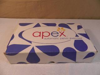 New Apex Automatic Pelvic Exerciser