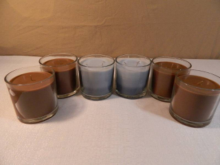 6 New Candles