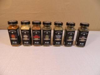 7 New Watkins Spices