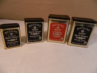 4 New Watkins Spices