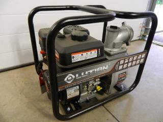 New 6HP Gas Water Pump