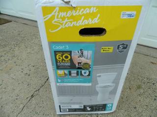 New American Standard Toilet