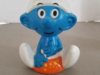 Smurfs Pull String Talking Figure Toy