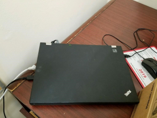 Laptop thinkpad