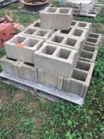 Pallet of block