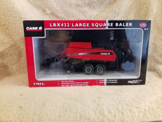 Britains  Case LBX432 Large Square Baler