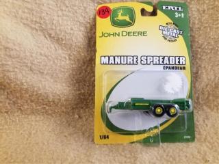 John Deere Manure Spreader