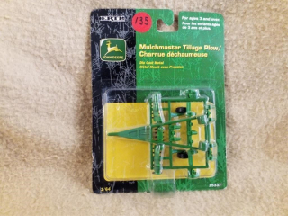 John Deere Mulchmaster Tillage Plow