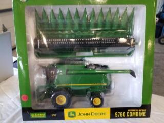 John Deere 9760 Combine