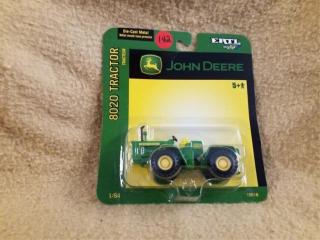 John Deere 8020 Tractor