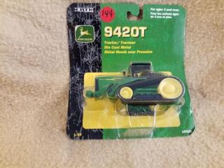 John Deere 9420T Tractor