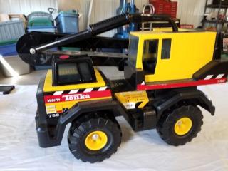 Mighty Tonka 758 Crane Loader