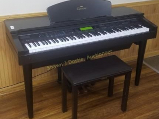 Yamaha clavinova electric piano full keyboard