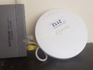 Engenius access point 1300 and NETGEAR prosafe