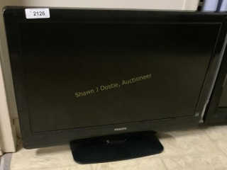 Philips 32 inch LCD TV location building two room